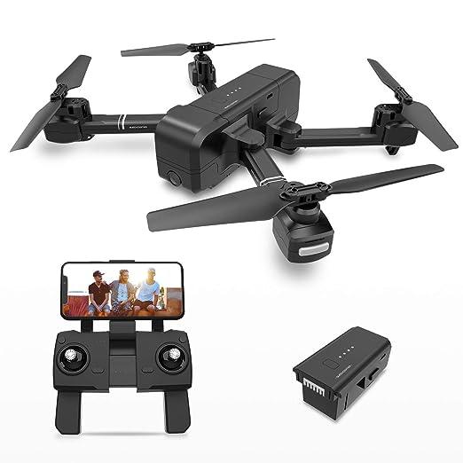 MEETGG RC Drone Camara, HD Drones con Camaras Profesionales Drones ...