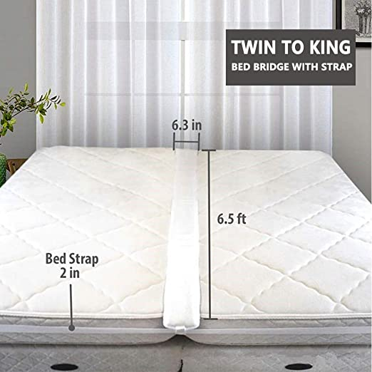 Amazon Com Yibaision Bed Bridge Twin To King Converter Kit Twin
