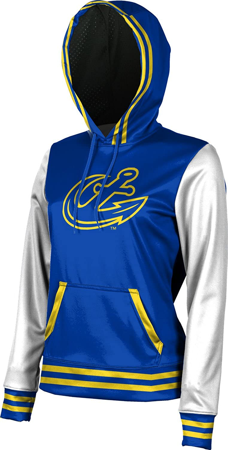 Letterman ProSphere Maine Maritime Academy Girls Pullover Hoodie