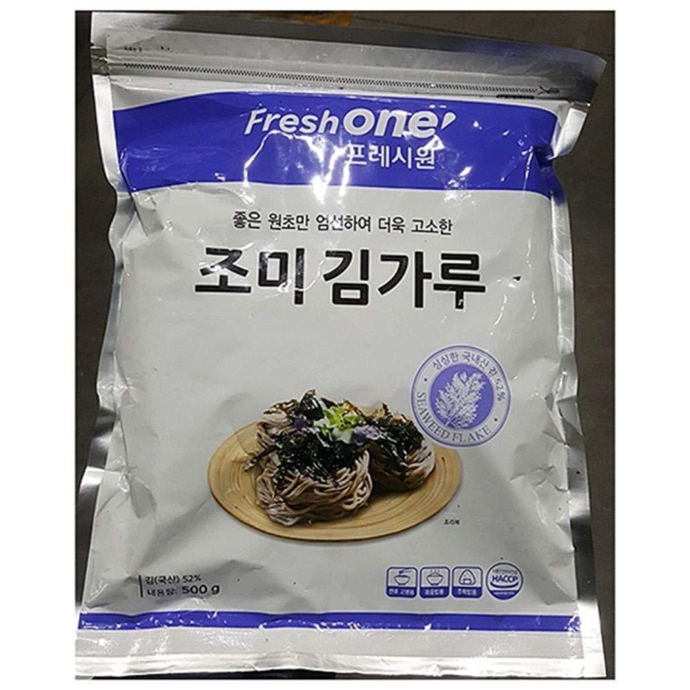 Seasoned Laver Flake Cut 500g 조미김 가루