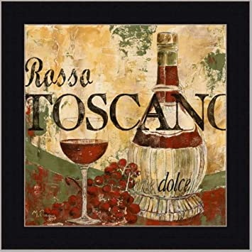 Wine Tuscan Italian Dining Room Decor Art Print Framed. Amazon com  Wine Tuscan Italian Dining Room Decor Art Print Framed
