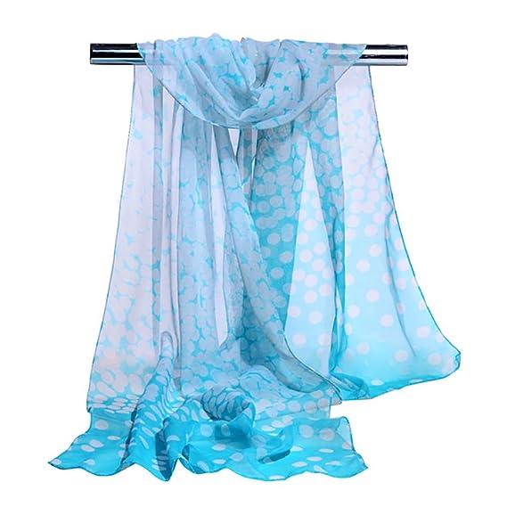 aloiness Foulard donna Scialle di Eleganti Donna Sciarpa Ideale per Abiti  da Sera 3b30a28a0fda