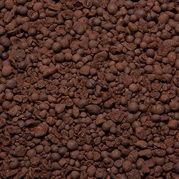 5 litros negro granulado para filtros de Turba 3,5 - 8,0 mm, 5000 ml adecuado para Acuario Estanque y: Amazon.es: Productos para mascotas