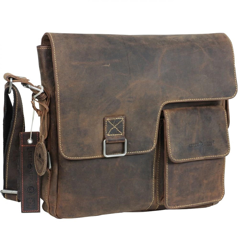 Green Burry Umhängetasche Vintage Revival Vol.1 brown: Amazon.de: Schuhe &  Handtaschen