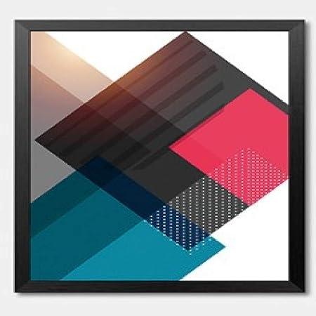 jzxjzx Modelo Creativo geométrico Abstracto Minimalista ...