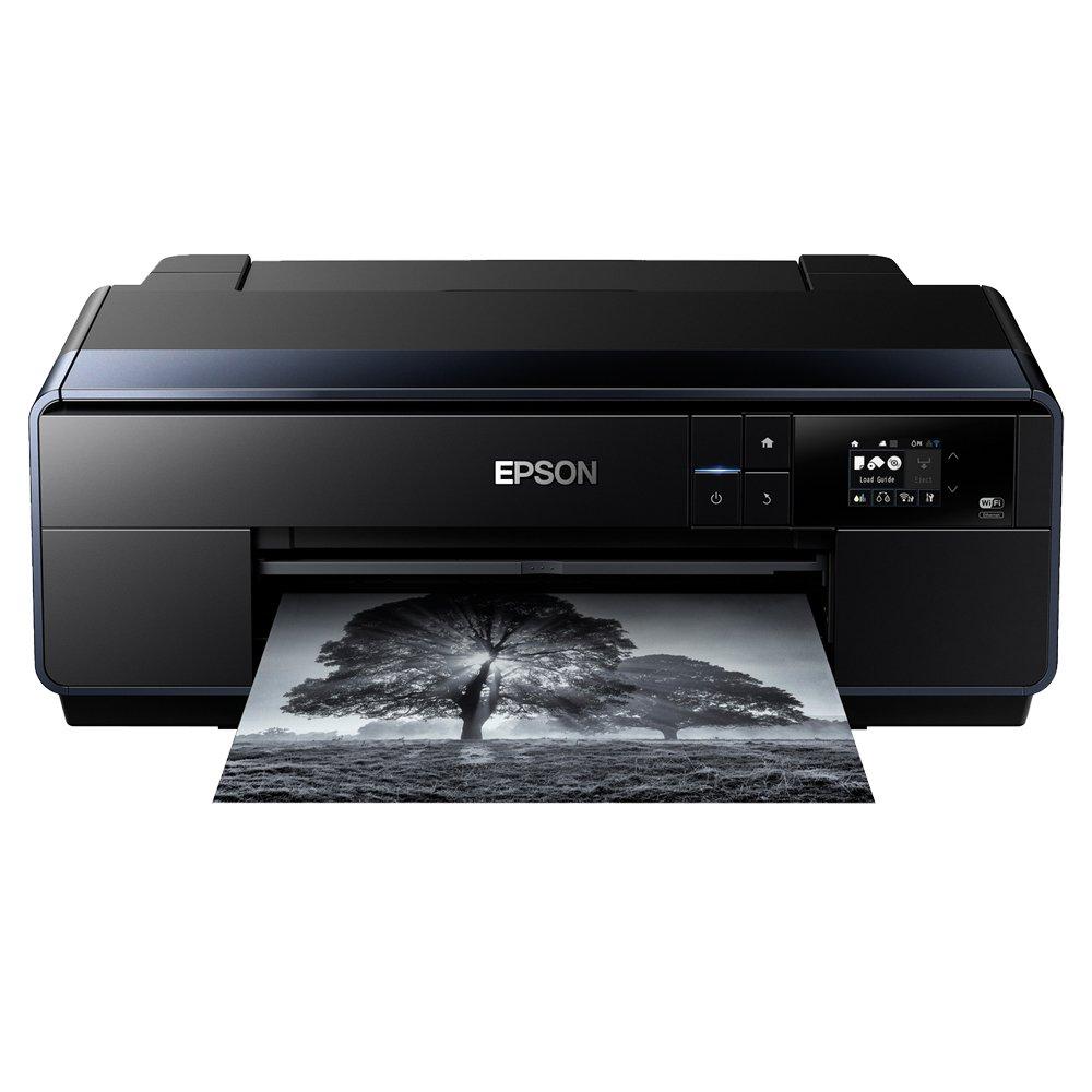 Epson SC-P600 A3 Impresora de Inyección de Tinta, Ya disponible en Amazon Dash Replenishment