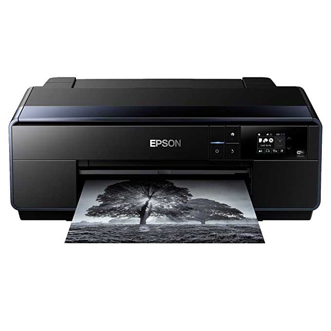Epson SC-P600 A3 Impresora de Inyección de Tinta, Ya disponible en Amazon Dash Replenishment
