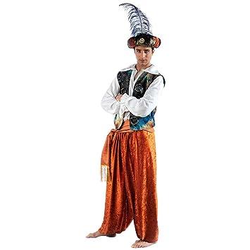 Limit Sport - Disfraz de tuareg Aladín para adultos, talla L ...