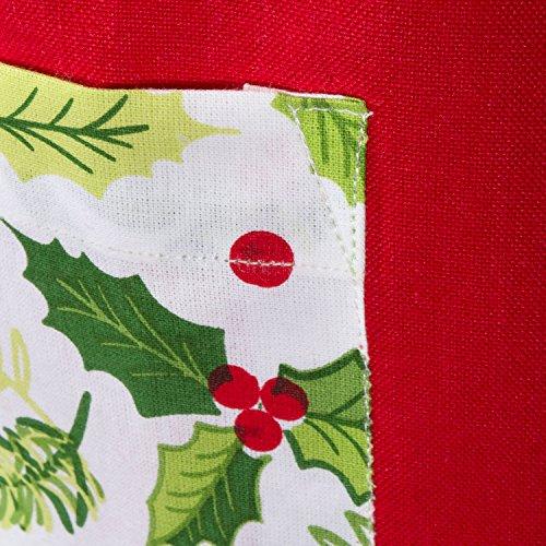 DII Women Christmas Apron - Merry Kiss-mas!