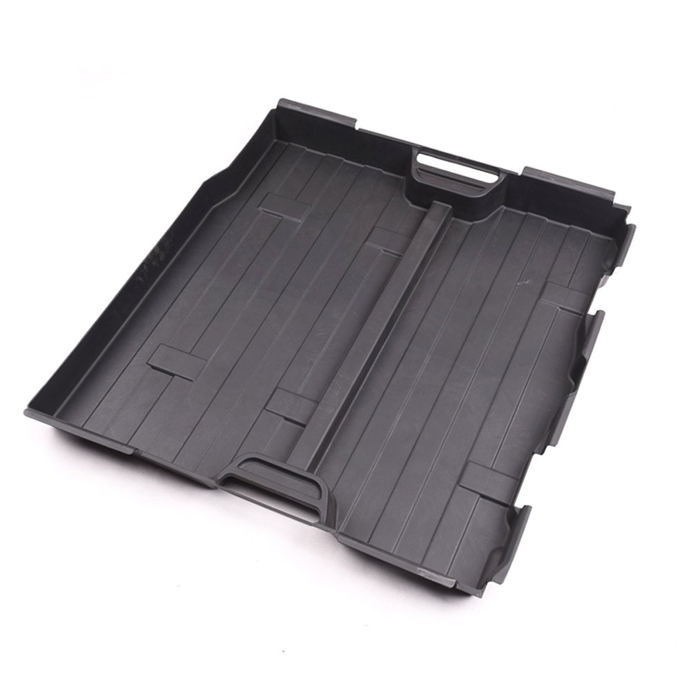 KUST gj19010w Car Storage Box,Rear Trunk Organizer Tray Insert fit for Nissan Murano 2015 216 2017,Pack of 1 Piece Cargo Internal Organizer Box Murano Tool Cabinet