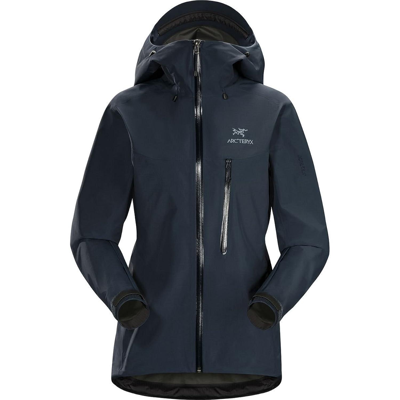 アークテリクス アウター ジャケットブルゾン Alpha SL Jacket Women's Black Sapp 278 [並行輸入品] B076C5XBL3 XL