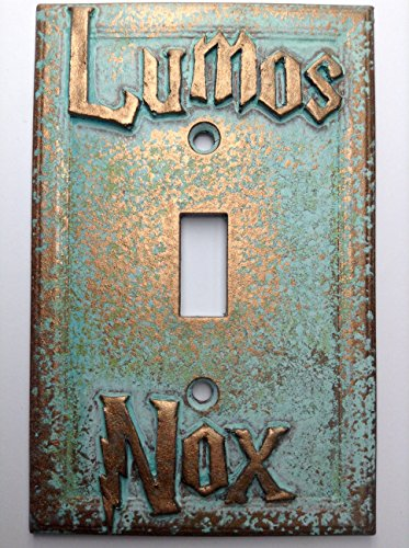 Lumos/Nox Light Switch Cover