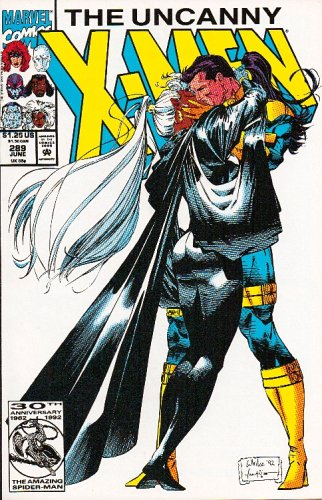 Uncanny X-Men #289 Jack Kirby Cover Art
