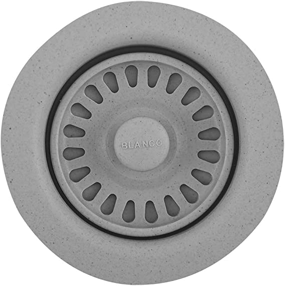 "BLANCO 440007 Decorative Basket Waste Strainer for 3-1//2/"" Drain Chrome"
