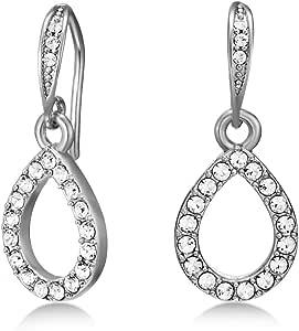 Mestige Jewellery Harley Earrings with Swarovski® Crystals, Gifts Women Girls, Bridal Drop Dangle