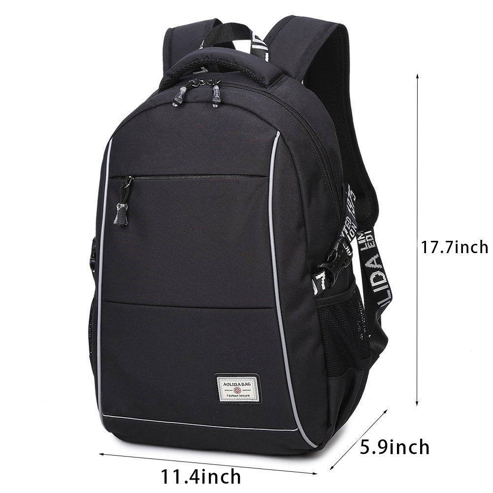 c8d05cf8acc0 USB Backpack USB Charging Port 15.6
