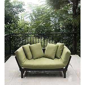 outdoor futon convertible sofa daybed deep