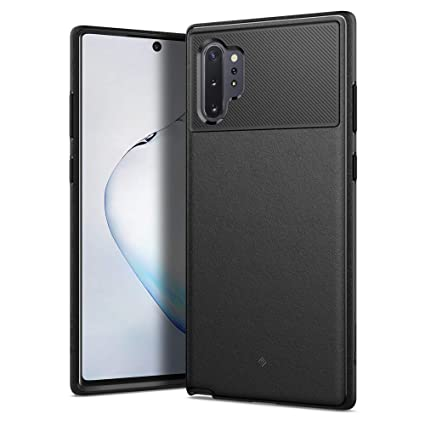 Caseology Vault for Samsung Galaxy Note 10 Plus Case and Galaxy Note 10 Plus 5G (2019) - Matte Black