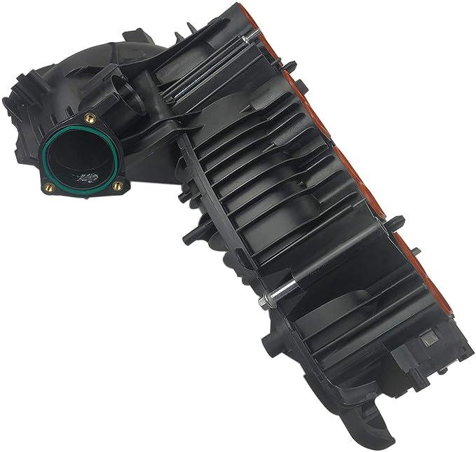 Ansaugkrümmer Ohne Antrieb Für 1 3 5 Serie X1 X3 Mit N47 Motor 2007 2015 E82 E88 E81 E87 E90 E91 E92 E93 E60 E61 E84 E83 Auto