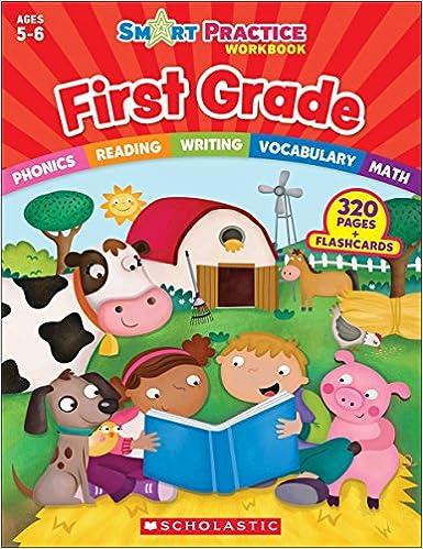 Buy Smart Practice Workbook: First Grade (Professional Books) Book ...