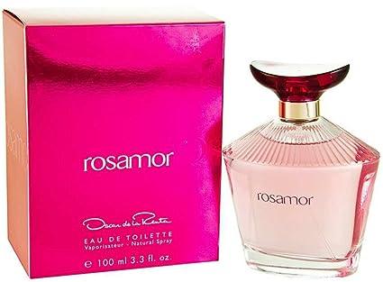 Oscar De La Renta Rosamor – agua de colonia para hombre, en spray para ella