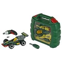 Bosch Grand Prix case with Ixolino Drill,Toy Tools