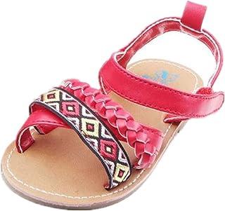 Amlaiworld pour 0-18 Mois Bébé, Mignon bébé Anti-dérapant Chaussures Sandales Mignon bébé Anti-dérapant Chaussures Sandales