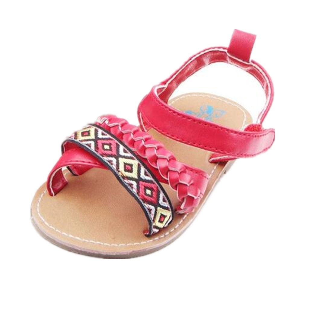 pour 0-18 mois Bébé, Amlaiworld Mignon bébé anti-dérapant chaussures sandales