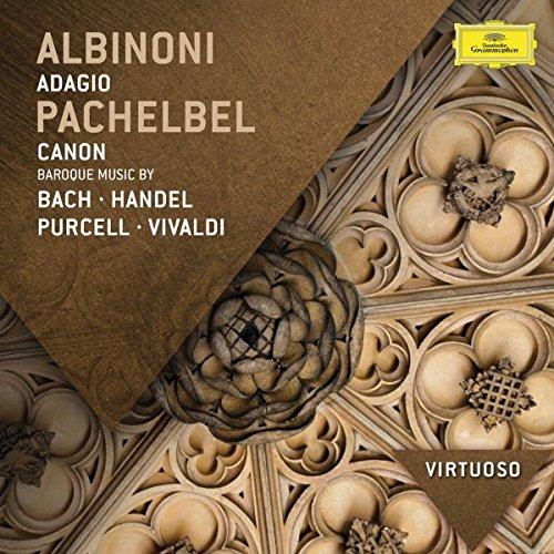 Price comparison product image Virtuoso Serie: Canon Baroque Music by Bach, Handel, Purcell, Vivaldi