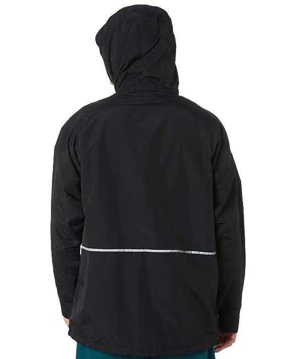 Obey Giubbotto UOMO The Cape Jacket 121800358 (XL - Black ...