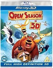 Open Season 3D (Blu-ray 3D) [2010] [Region Free]