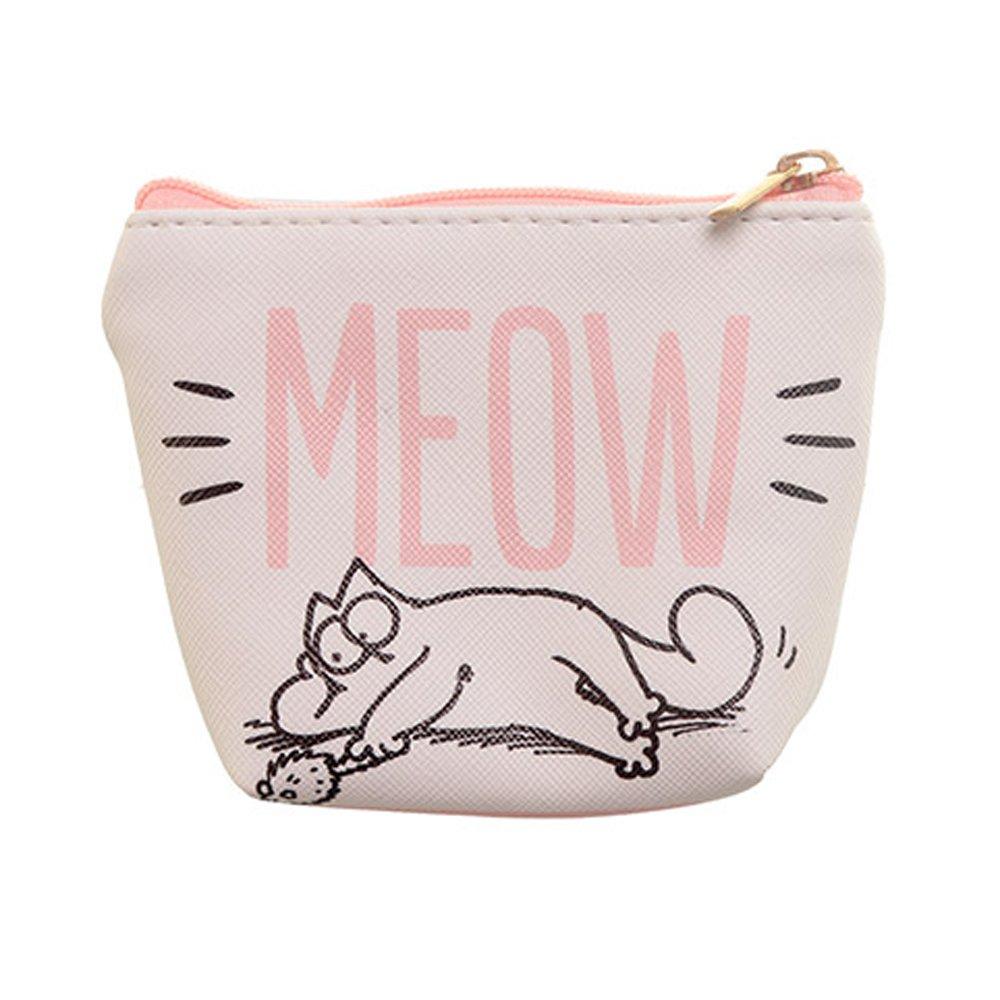 Simon's Cat - Meow Münzbörse