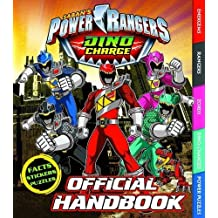 Handbook: Power Rangers Dino Charge 2015