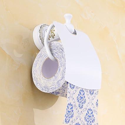 Soporte de papel higiénico adhesivo,Pasta de papel higiénico,Dispensador de toallas de papel