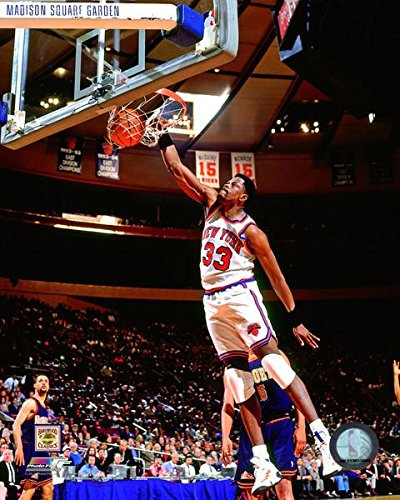 Knicks Patrick Ewing 8 X 10 Basketball Photo At Amazon S Sports
