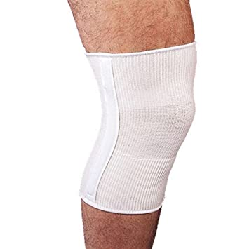 7572f26f29 Amazon.com: Maxar TKN-201M Wool/Elastic Knee Brace with Stays (56 ...
