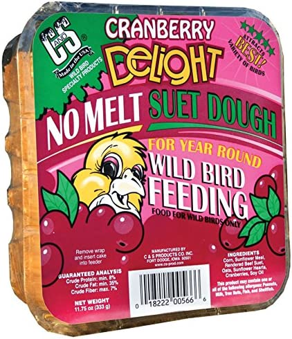Bird Products/Food Cranberry Delight (12 Units), Small