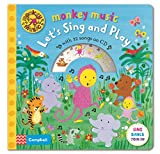Let's Sing and Play: With 22 Songs on CD (Monkey Music)
