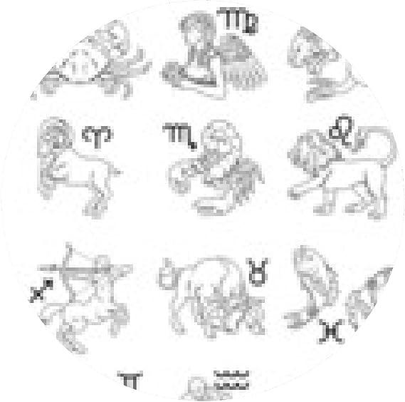 my-puzzle-design alfombrilla de ratón Signos del zodiaco del ...