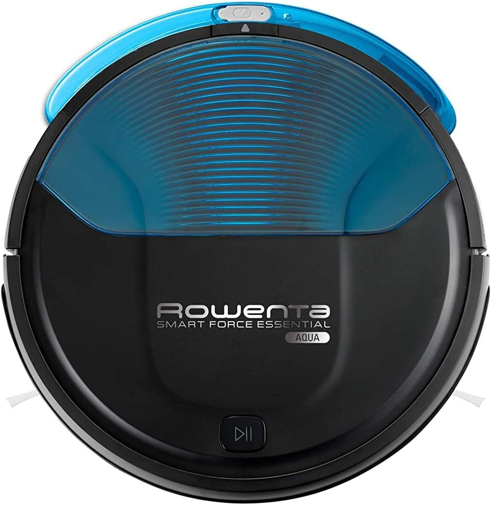 Rowenta RR6971WH Smart Force Essential Aqua Robot aspirador 2 en 1 ...