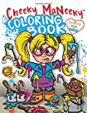 img - for Cheeky Coloring Book book / textbook / text book