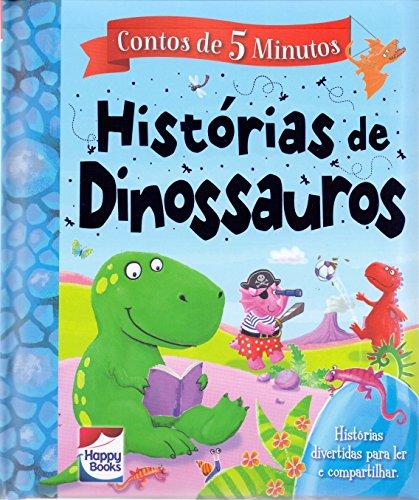 Contos de 5 Minutos. Histórias de Dinossauros