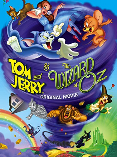 : Tom and Jerry & The Wizard of Oz