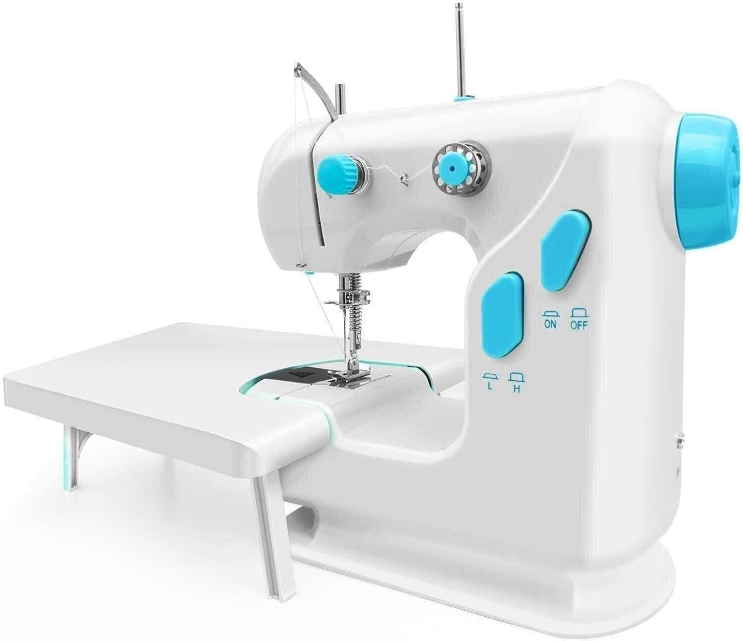 Máquina de coser eléctrica, mini Principiante Hogar Máquina que ...