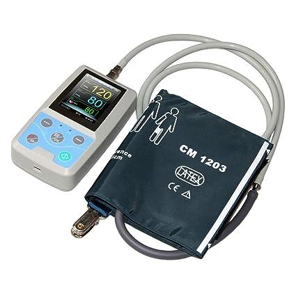B Baosity Brazo Tipo Tensiómetro Inteligente Automática Voz Electrónica Tensiómetro para Monitoreo de Salud