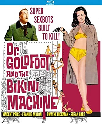 and the bikini machine
