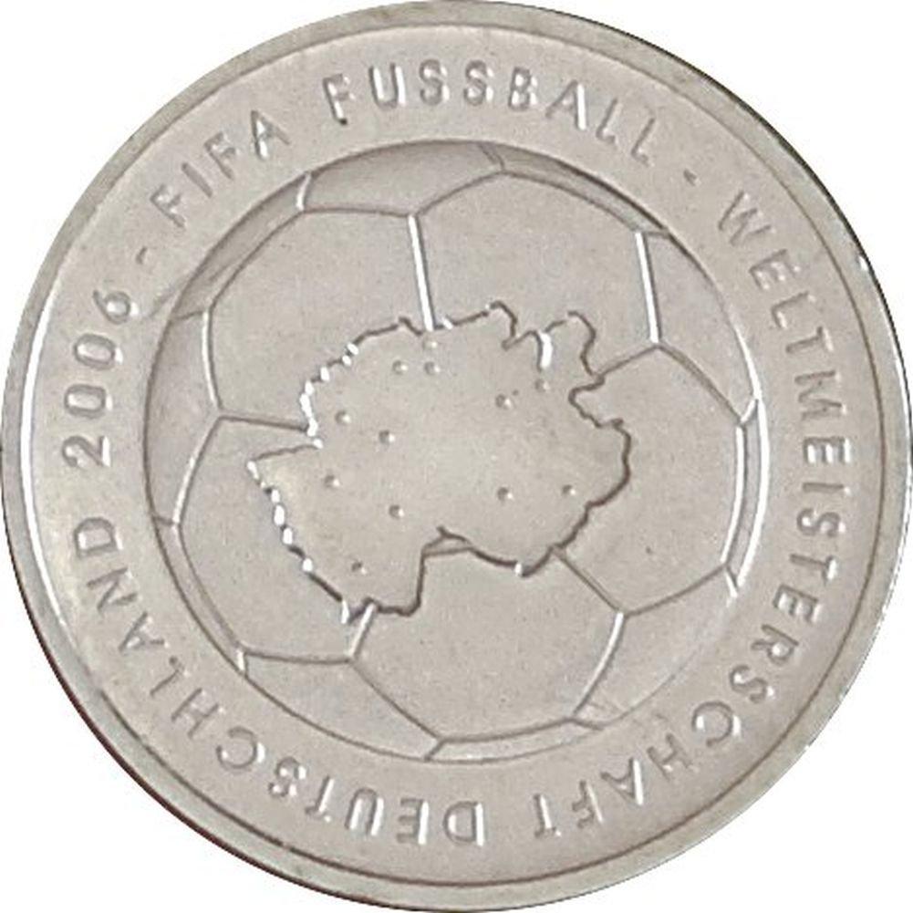 Fifa Fussball Weltmeisterschaft Deutschland 2006 10 Euro