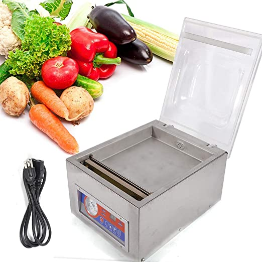 "120W 22/"" Commercial Vacuum Sealer Sealing Machine Packaging Seal System Packing"
