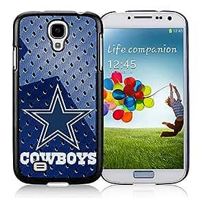 Samsung Galaxy S4 Case,Excellent protection Dallas Cowboys 02 Black For Samsung Galaxy S4 i9500 Case