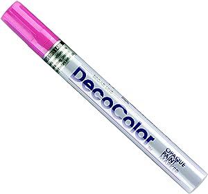 Uchida 300-C-9 Marvy Deco Color Broad Point Paint Marker, Pink